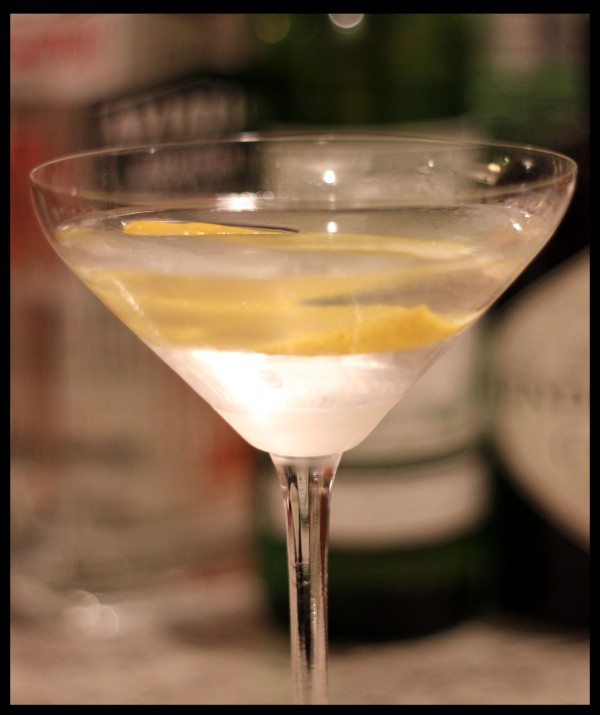 [martini] glamour shot