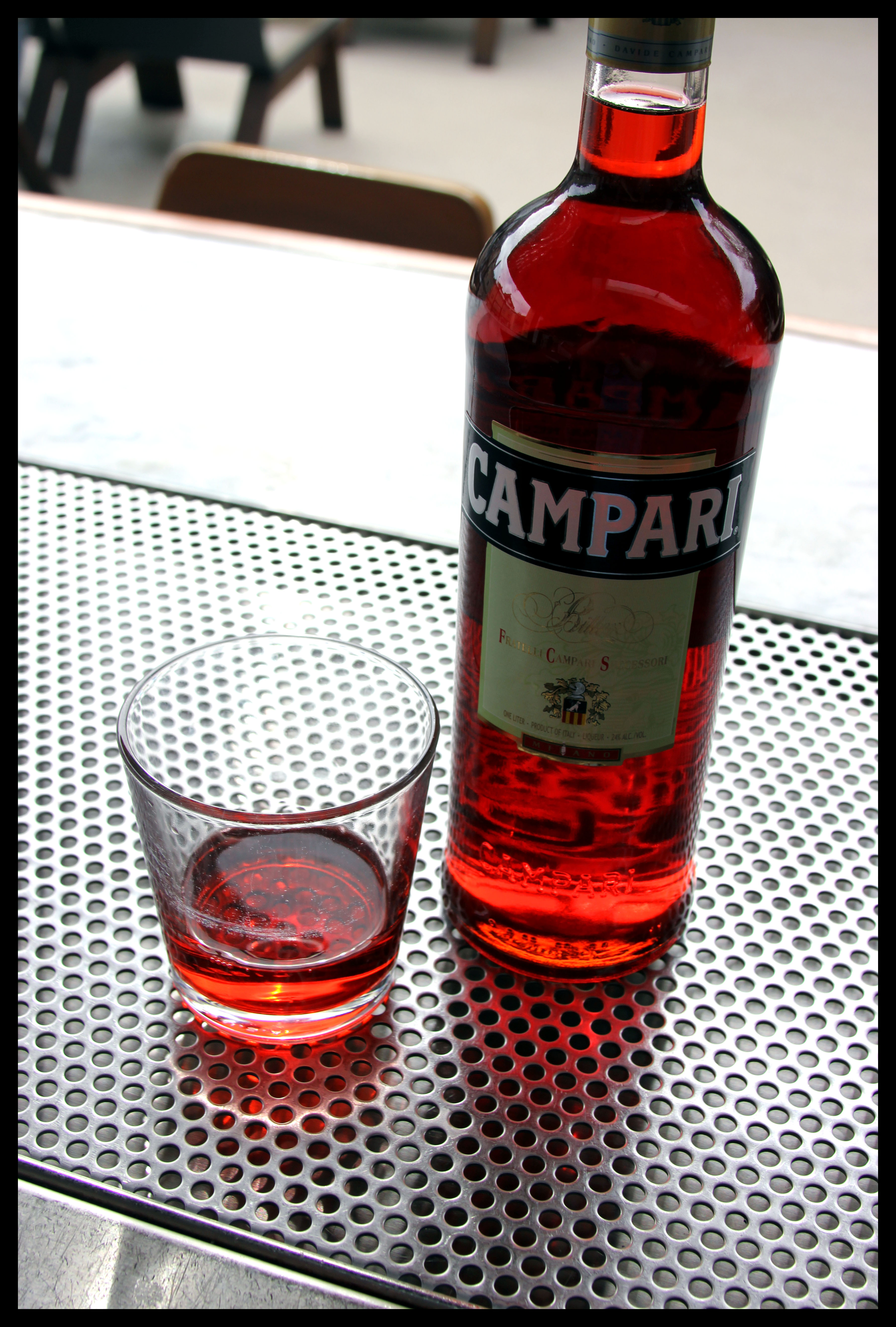 Campari: The Red Mistress | Drinks and Drinking