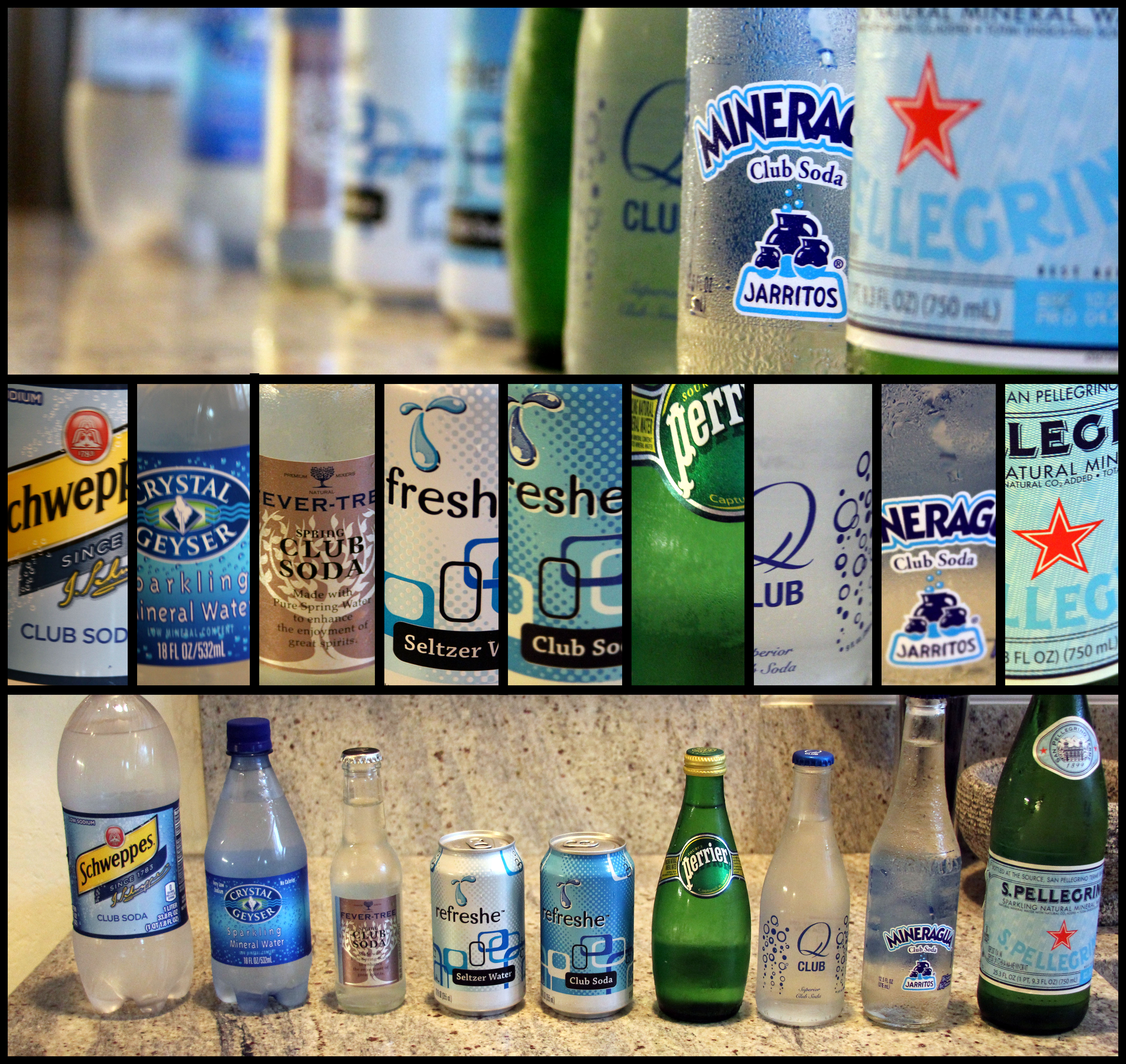 What s the best sparkling water for cocktails drinks for Sparkling water mixed drinks