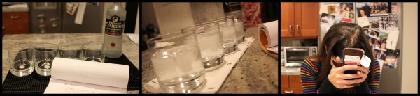The round of vodka sodas was particularly difficult.